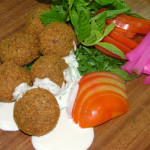 Falafel and Fixings